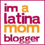 I'm a latina mom blogger